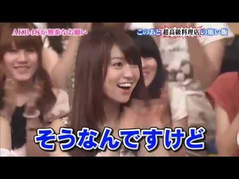 2014吉沢亮実は大島優子ファン - YouTube