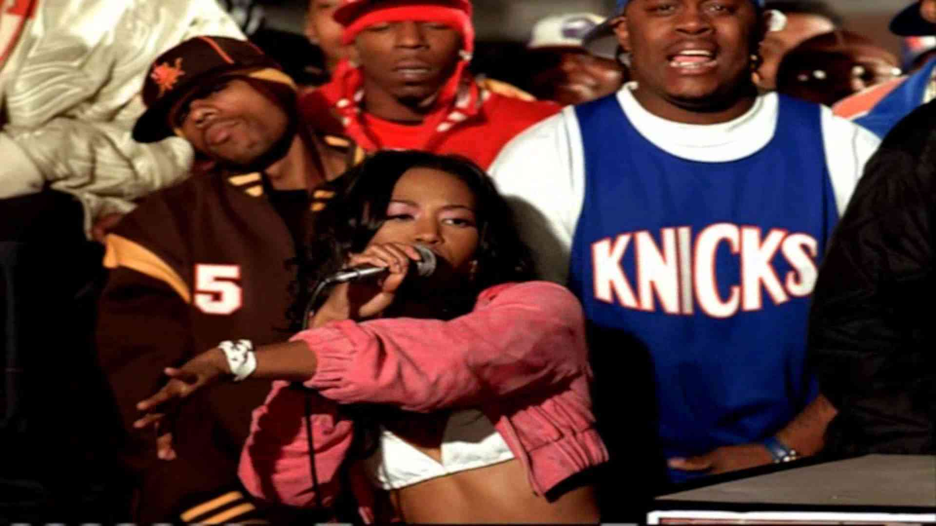 DJ Kay Slay ft. Amerie, Loon & Foxy Brown - Too Much For Me (HD) [Dirty] - YouTube