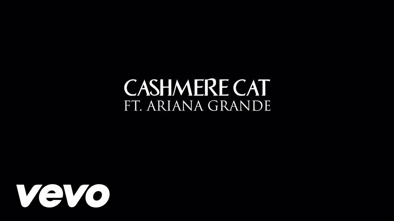 Cashmere Cat - Adore (Audio) ft. Ariana Grande - YouTube