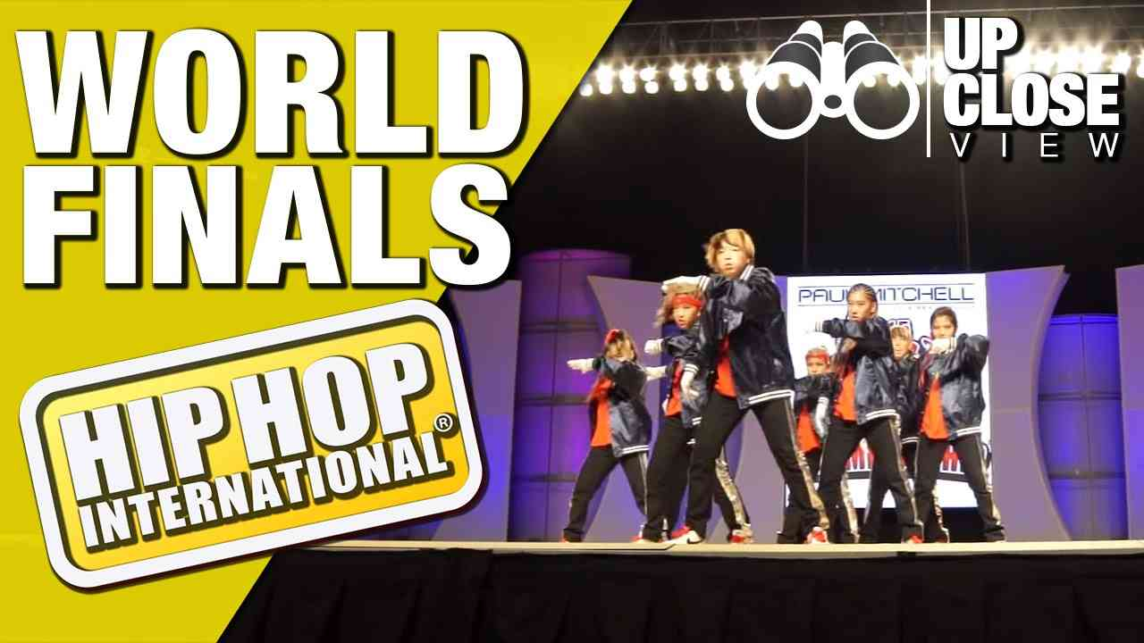 (UC) Kana-Boon! - Japan (Gold Medalist Varsity Division) @ HHI's 2015  World Finals - YouTube
