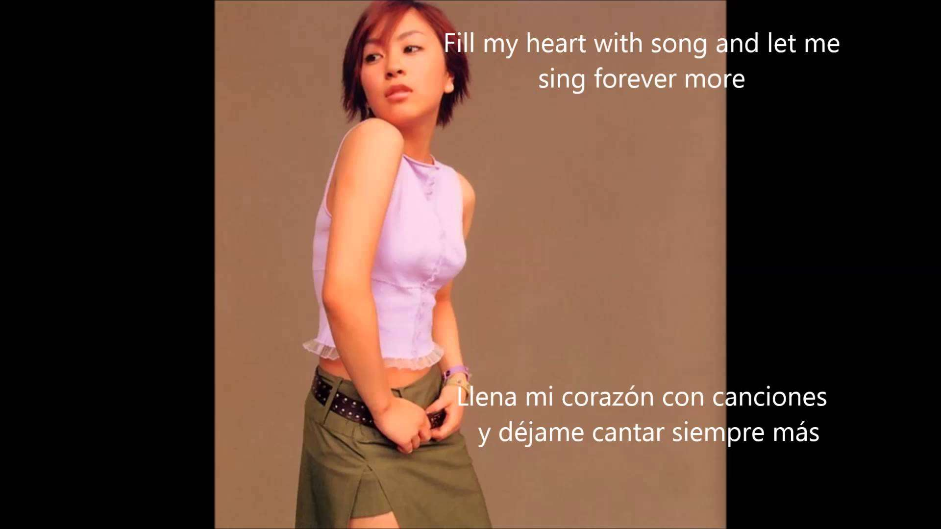 Utada Hikaru- Fly me to the moon (In other words) - YouTube