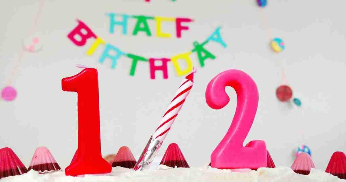祝♡生後6か月!楽しい「ハーフバースデー」の祝い方まとめ