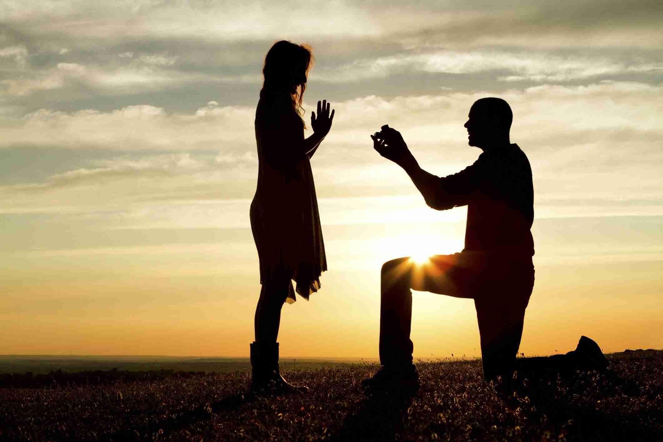 プロポーズ待ちなのに全然気配がない人
