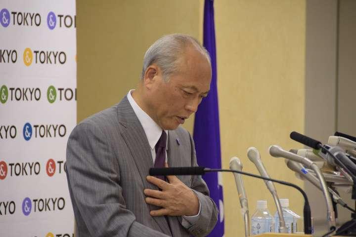 2時間15分・舛添要一東京都知事の記者会見で、起きていたこと (BuzzFeed Japan) - Yahoo!ニュース