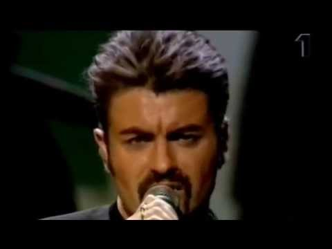 George Michael - The Long And Winding Road - YouTube
