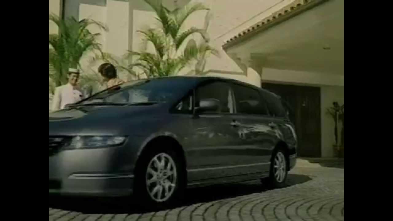 HONDA ODYSSEY CM 2004年 - YouTube