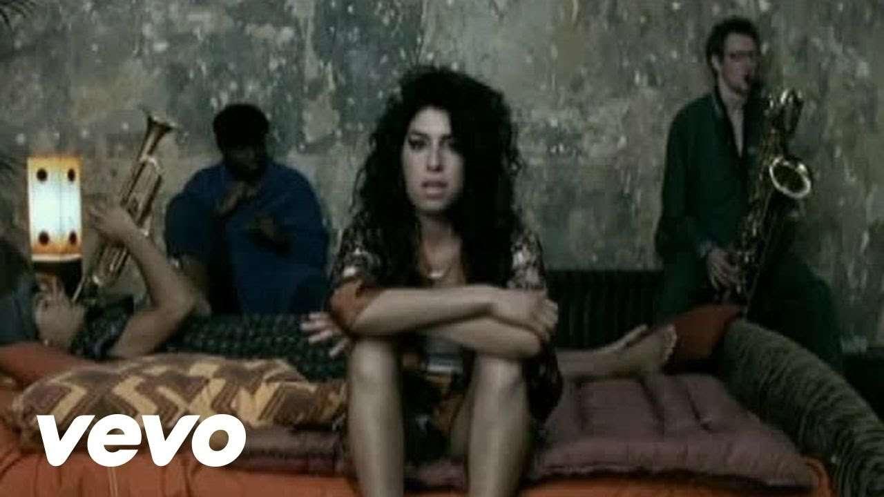 Amy Winehouse - Rehab - YouTube