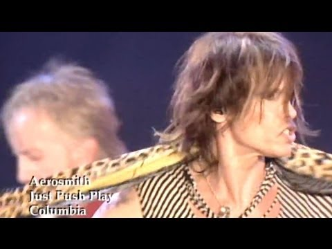 Aerosmith - Just Push Play (Official Video) - YouTube