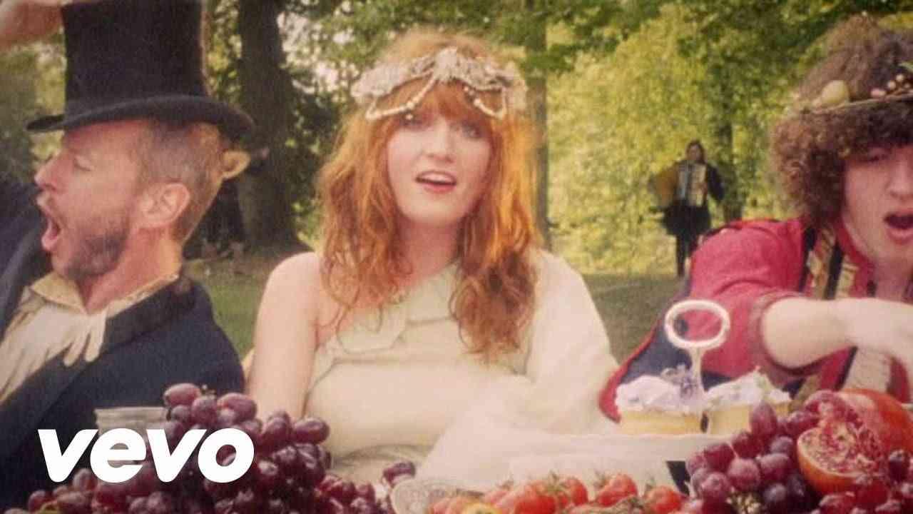 Florence + The Machine - Rabbit Heart (Raise it Up) - YouTube