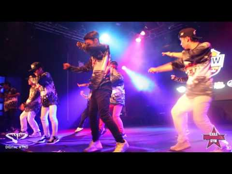 PERFORMANCE BY JR EXILE - YouTube