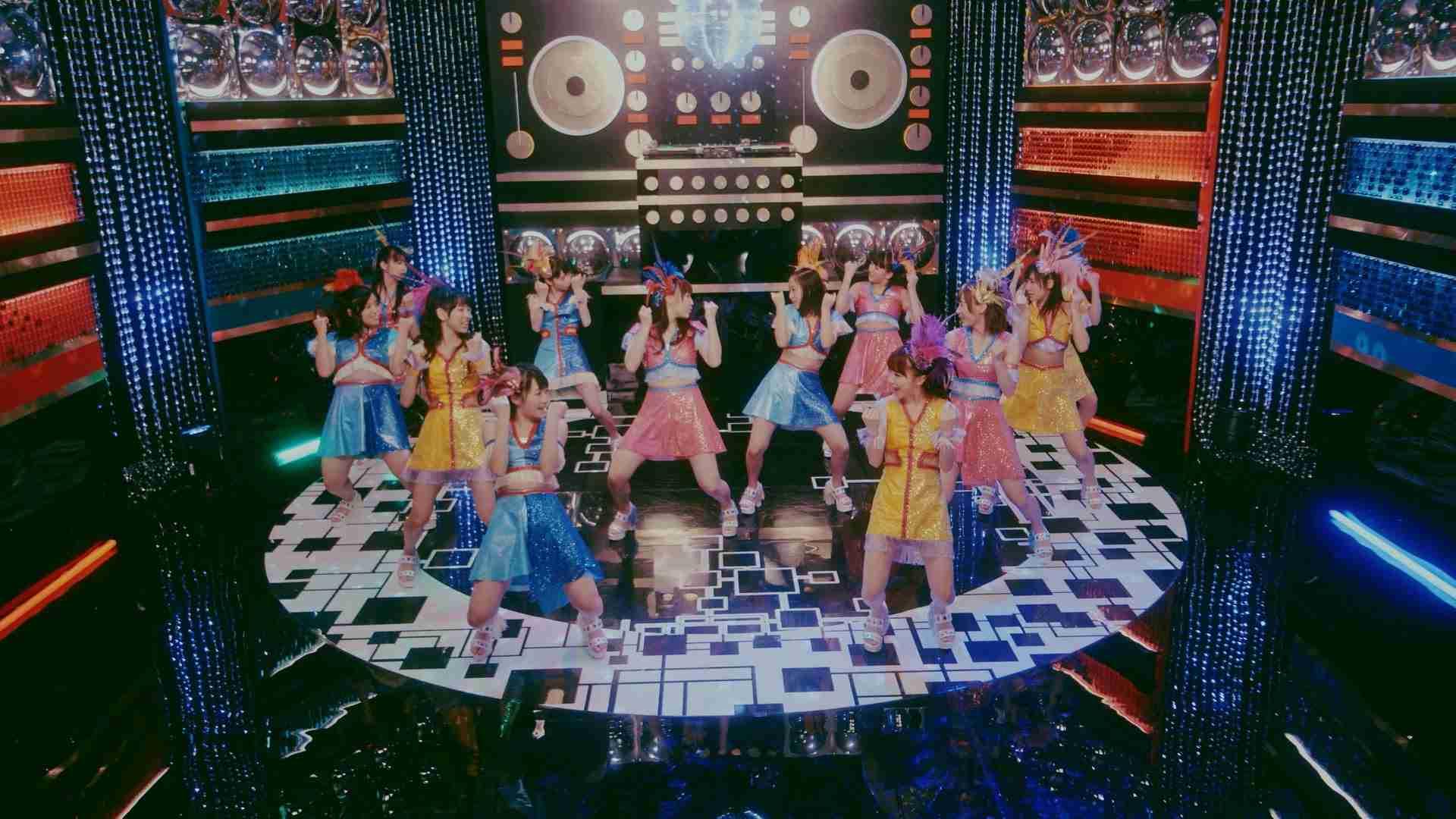 モーニング娘。'16『泡沫サタデーナイト!』(Morning Musume。'16[Ephemeral Saturday Night]) (Promotion Edit) - YouTube