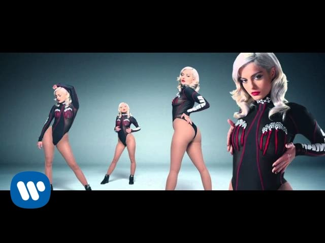 "Bebe Rexha - ""No Broken Hearts"" ft. Nicki Minaj (Official Music Video) - YouTube"