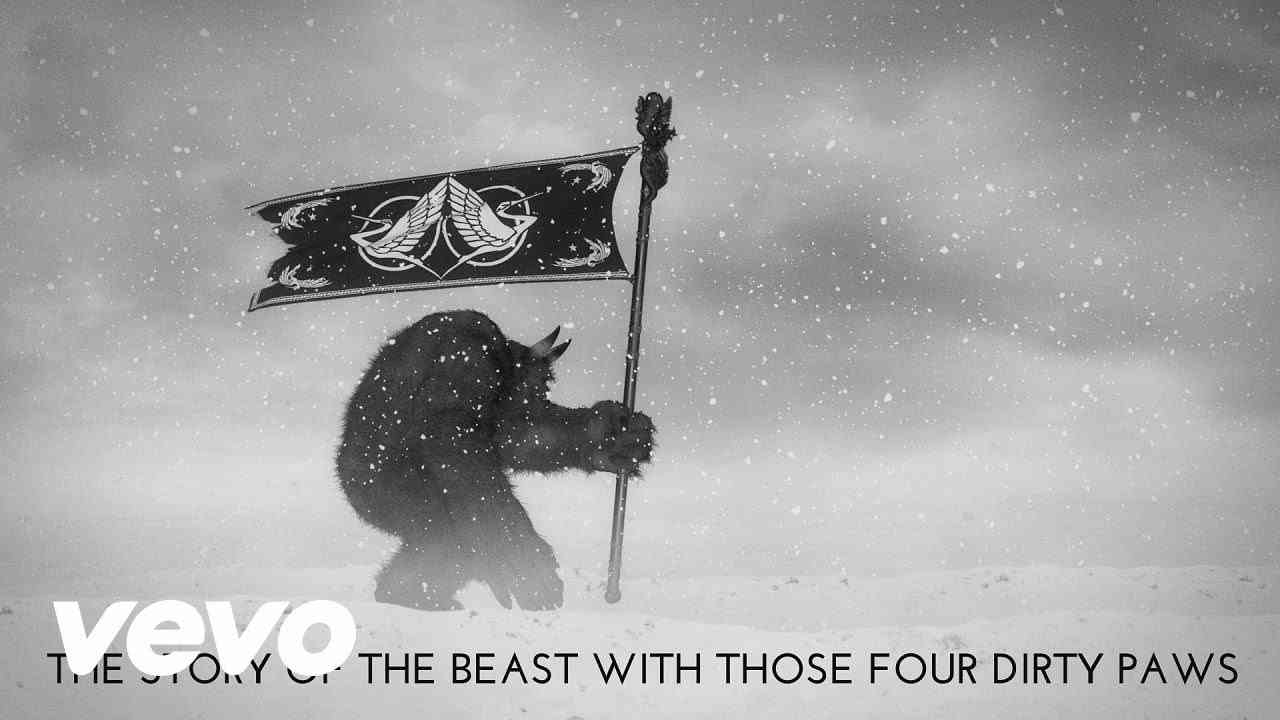 Of Monsters And Men - Dirty Paws (Official Lyric Video) - YouTube