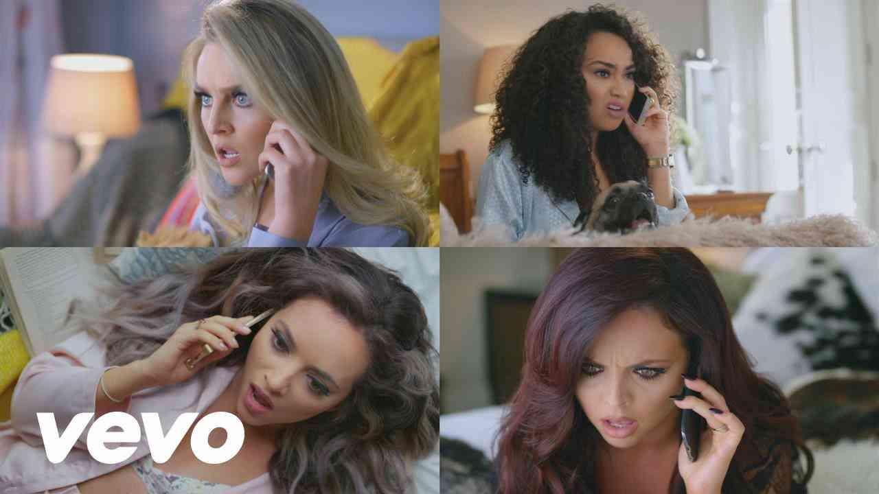Little Mix - Hair (Official Video) ft. Sean Paul - YouTube