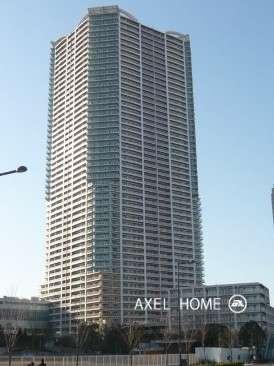 アーバンドックパークシティー豊洲タワー A棟 | アクセルホーム