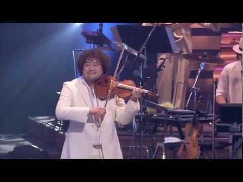 葉加瀬太郎 情熱大陸【OFFICIAL】 - YouTube
