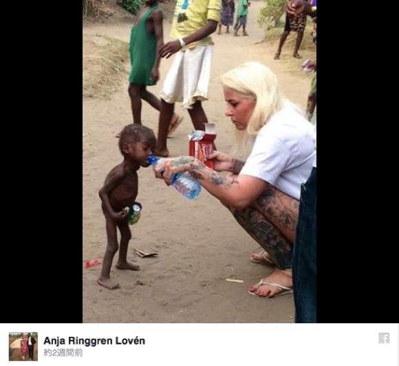 「黒魔術師だから」と家族に捨てられた2歳の子供 / その写真に世界が衝撃 | ロケットニュース24