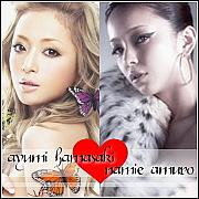 安室奈美恵さんと浜崎あゆみさん どちらも好きな人いませんか?