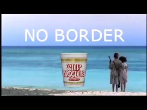 【感動】and I love  you NO BORDER カップヌードル CM 2本 Mr.Children NISSIN CupNoodle 日清 - YouTube