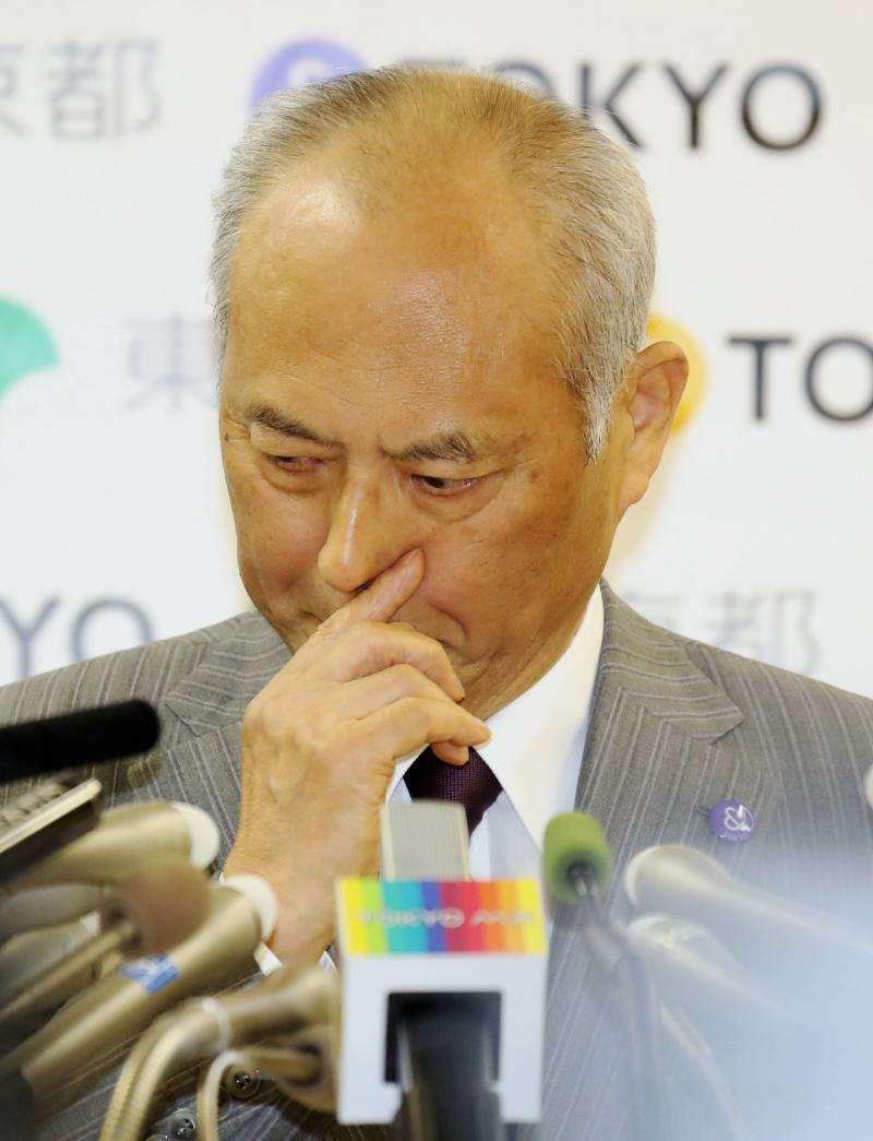 舛添都知事「シュウマイ」の注文やめて/一問一答8 - 社会 : 日刊スポーツ