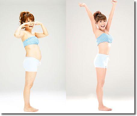 はるな愛の脚やせ方法にダイエット効果!エクササイズのやり方   脚やせ方法!即効で太もも&ふくらはぎ痩せ