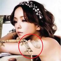 【タトゥー】あの超有名な芸能人・セレブ・モデル達のTATOO(タトゥー)とは!?【刺青】 - NAVER まとめ