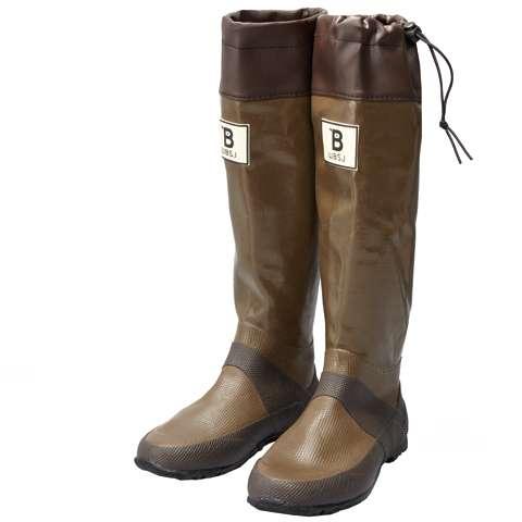 日本野鳥の会 バードショップオンライン Wild Bird バードウォッチング長靴 関連グッズ バードウォッチング長靴 ブラウン