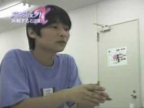 月刊アニメージュTV_vol.21_アニジェクトX_挑戦する石田彰 - YouTube