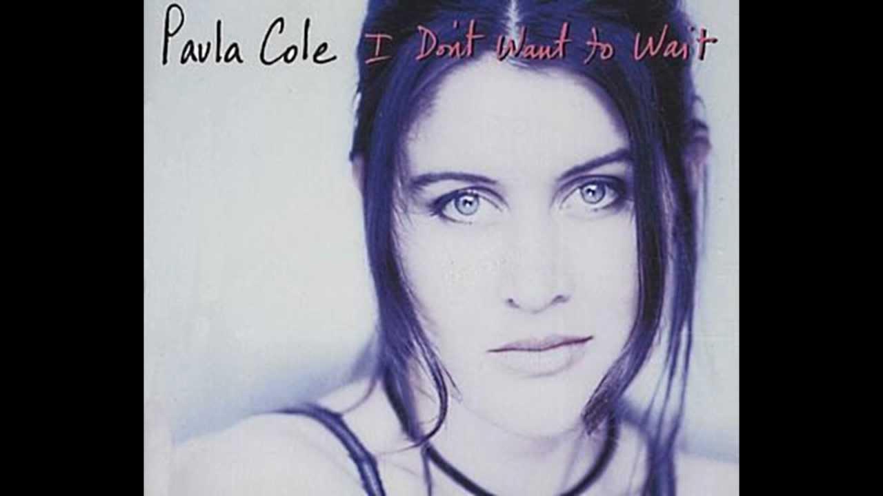 Paula Cole - I Don't Want to Wait - YouTube