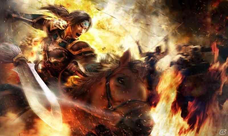「真・三國無双」が初の映画化!2018年に中国、香港、マカオで公開予定(日本は未定) Gamer