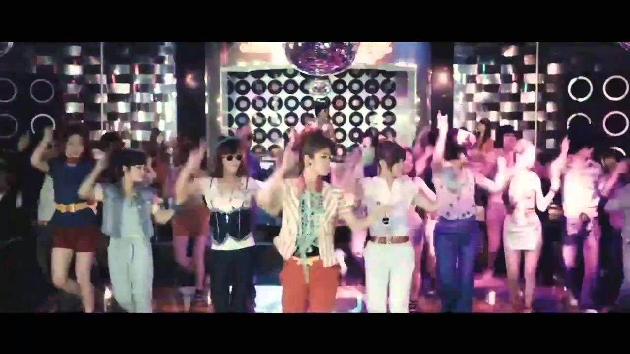 T-Ara Roly Poly MV - YouTube