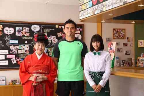 ラグビー五郎丸歩が緊張の初CM「広瀬すずさんは何をしてもかわいい(笑)」。