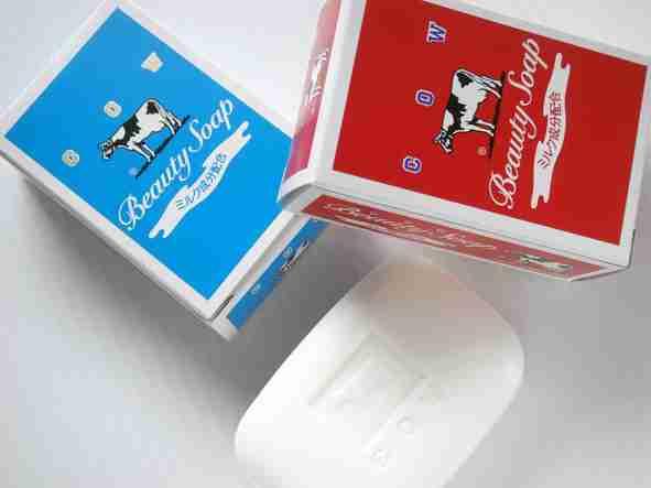 牛乳石鹸を使っている人いますか?
