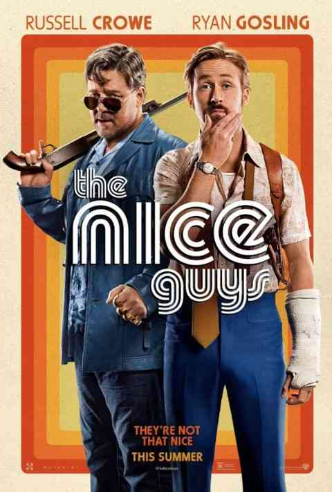 「The Nice Guys(原題)」ラッセル・クロウ、ライアン・ゴズリング共演の新作映画が面白そうなバディービー!!全米5/20公開予定【予告編あり】 : とにかく映画が好きなんです