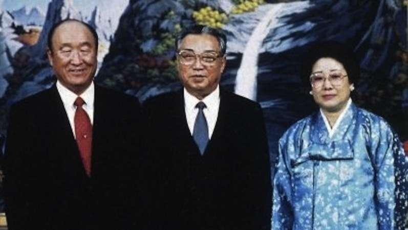 北朝鮮・統一教会・自民党の奇妙な「三角関係」…金正恩氏が教祖に弔電(高英起) - 個人 - Yahoo!ニュース