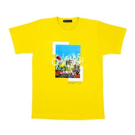 『24時間テレビ』チャリTシャツに蜷川実花氏写真 NEWS手越&小山も絶賛 | ORICON STYLE