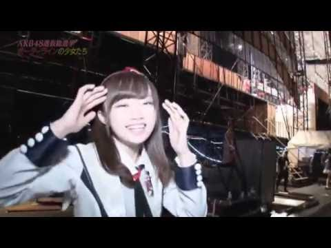圏外だったNGT48のメンバーを励ますHKT48 指原莉乃【AKB48選抜総選挙】 - YouTube