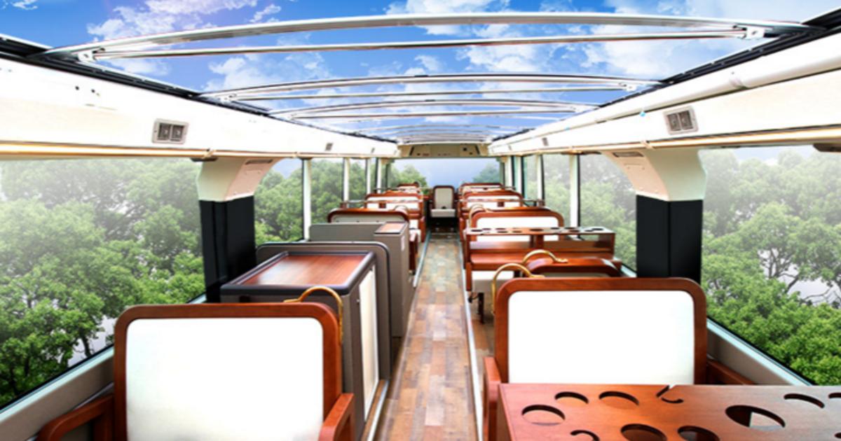 日本初の「レストランバス」誕生!おいしく移動しながら観光できちゃうなんて最高♪ - Find Travel