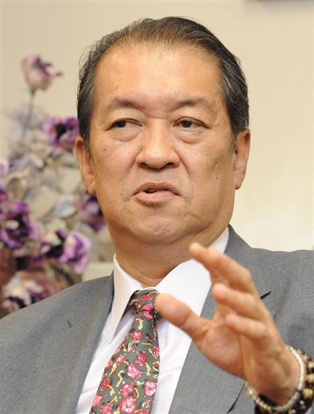 鳩山邦夫元総務相が死去 67歳 - 産経ニュース