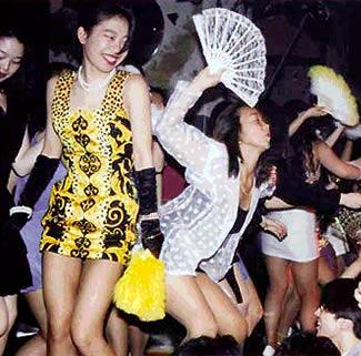日本の全盛期ってどんな感じでした?