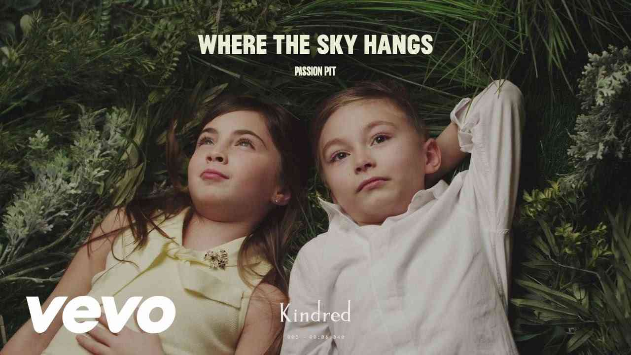 Passion Pit - Where the Sky Hangs - YouTube