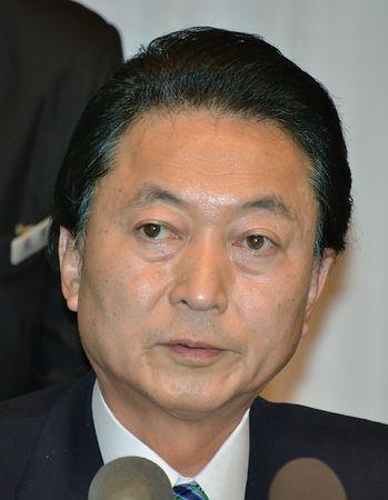 鳩山元首相がAIIB顧問=中国、日米切り崩し狙う:時事ドットコム