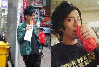 髪型で今のイメージと違って見える有名人画像