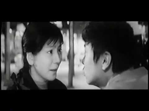 日活「非行少女」ラスト金沢駅別れのシーン/和泉雅子・浜田光夫 - YouTube