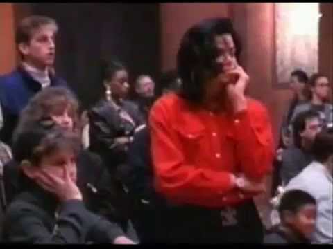 The Making Of Michael Jackson's Remember The Time Music Video - YouTube