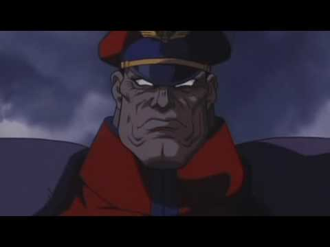 Street Fighter 2 - The Animated Movie / Ryu and Ken vs M. Bison (Vega) - YouTube
