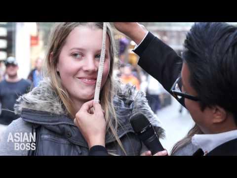 外国人は小顔についてどう思ってるの? - YouTube