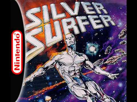 Silver Surfer Music (NES) - Background Game Music I [Level 1] - YouTube