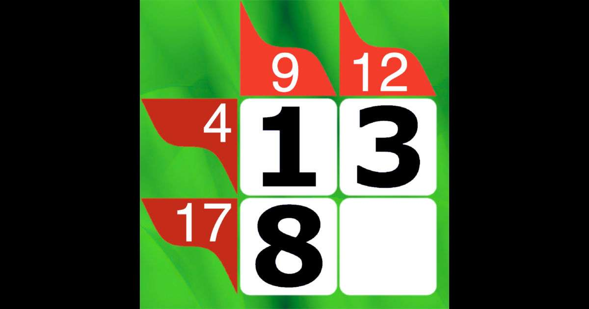 Art Of Kakuro Free - A Number Puzzle Game More Fun Than Sudoku on the App Store