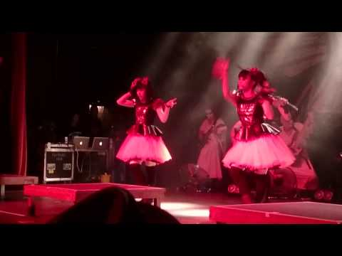 BABYMETAL live in Switzerland  /  メギツネ - YouTube